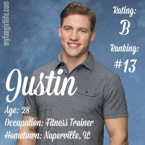 The Bachelorette Justin (W0)