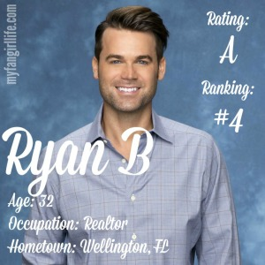The Bachelorette Ryan B (W0)