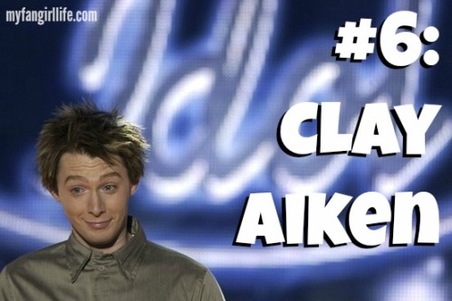 Clay Aiken American Idol