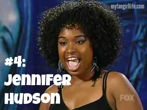 Jennifer Hudson American Idol