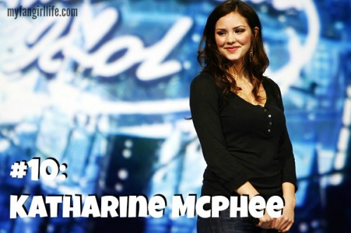 katharine mcphee american idol