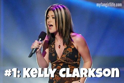 Kelly Clarkson American Idol